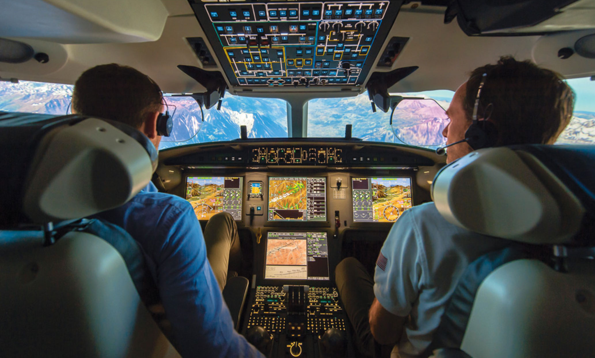 Business Corporate Private And Commercial Pilot Training