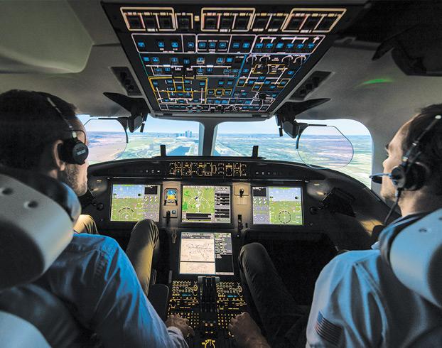Flightsafety International World Class Training And Simulation