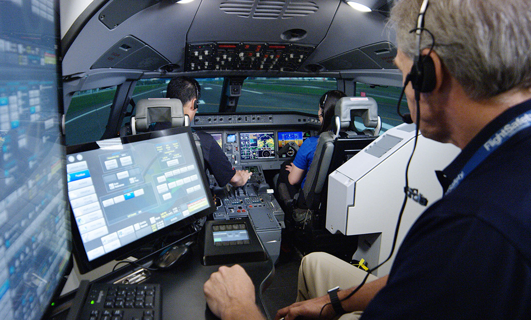 Image result for Flight Simulation Training for Real Pilots