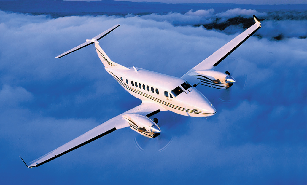 Aircraft-training-Beechcraft