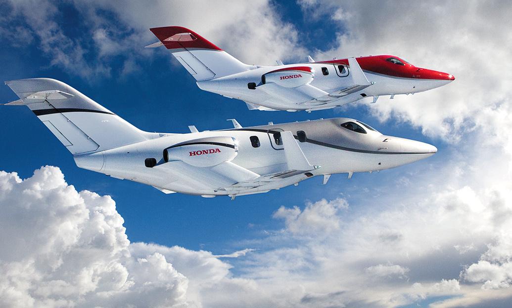 Aircraft-training-Honda