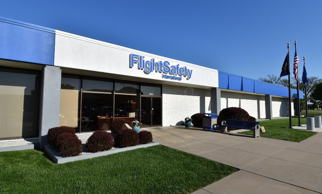 Wichita Cessna Learning Center Flightsafety International