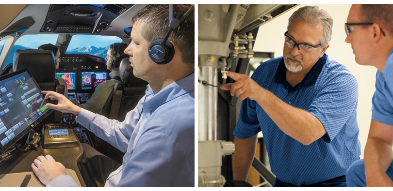 FlightSafety International World-Class Training and Simulation
