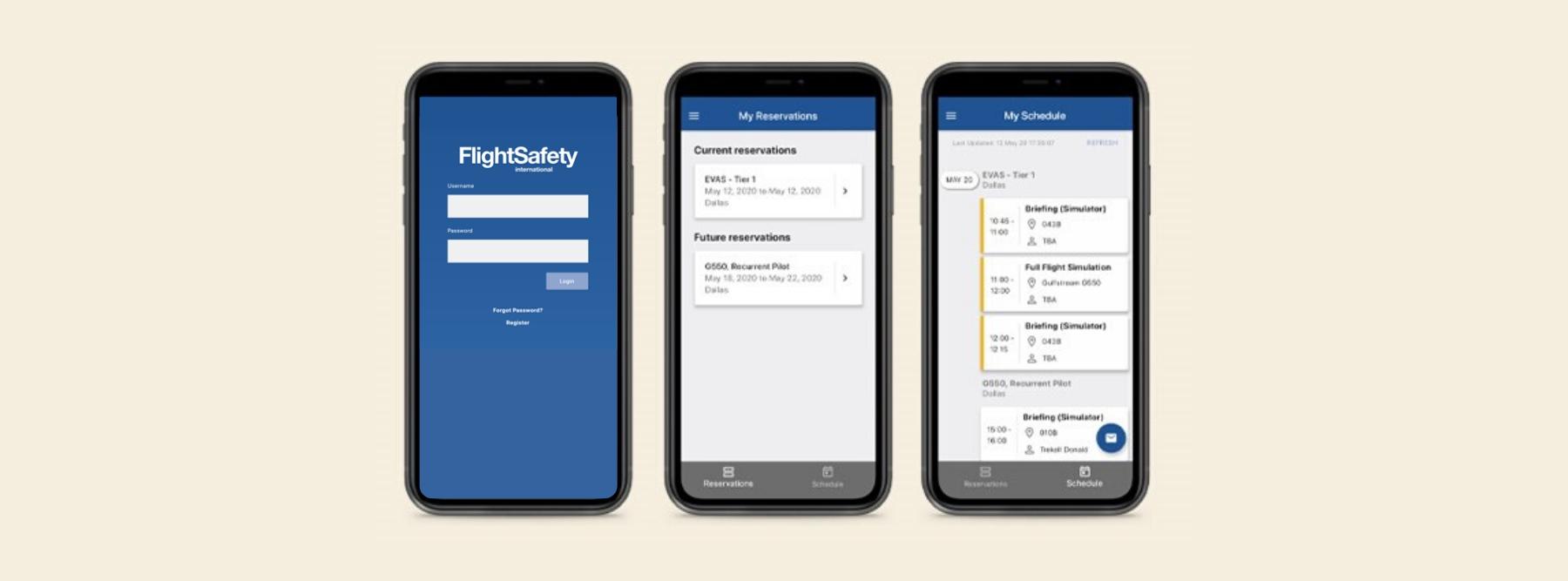 FlightSafety App